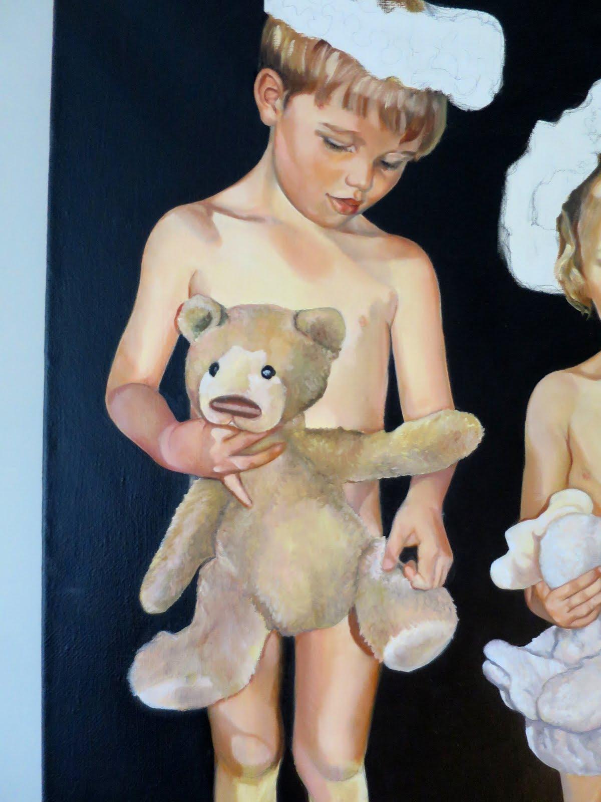 TRISTAN et son ours