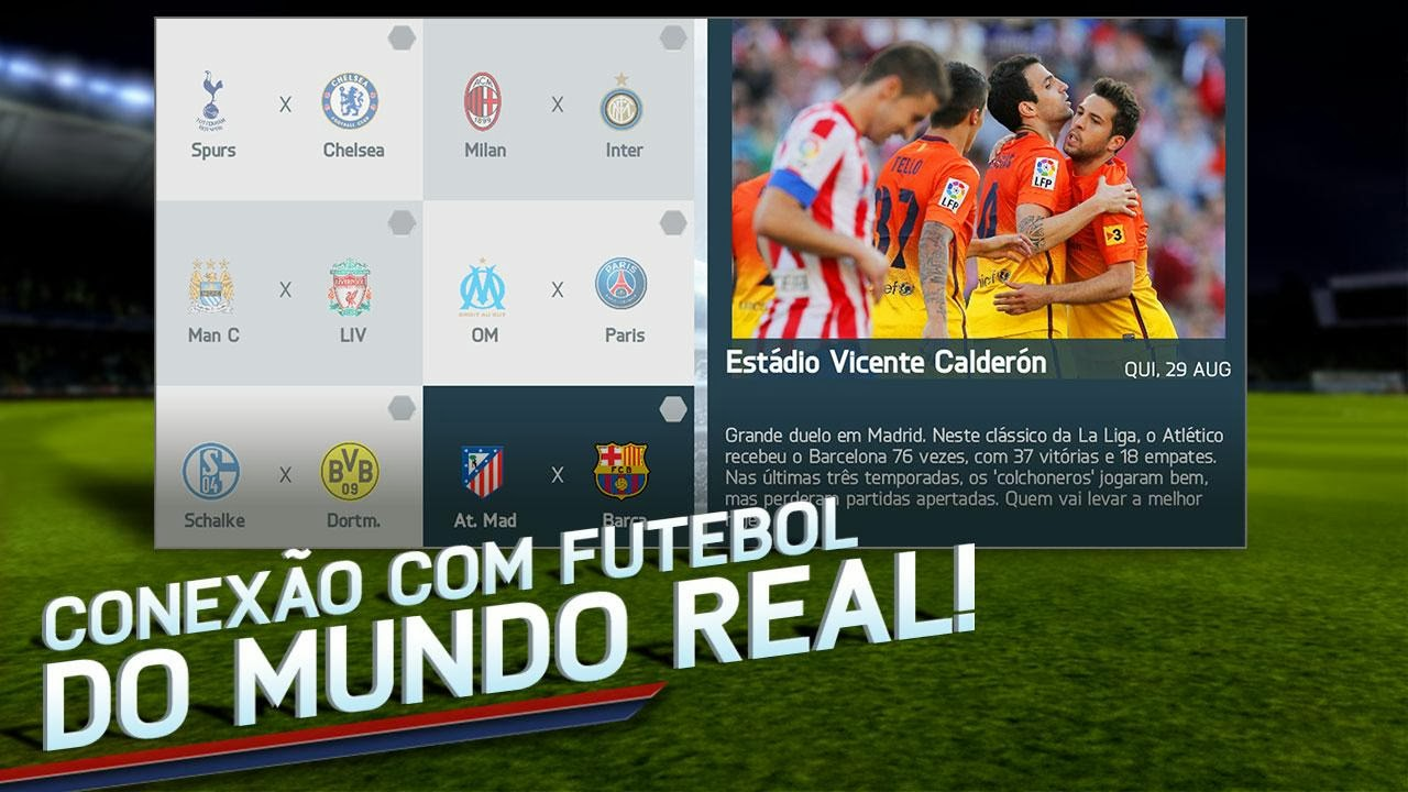 Download FIFA 14 by EA SPORTS™ Apk v1.3.0