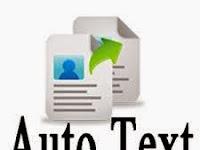 Kumpulan Autotext BBM Android Terbaru