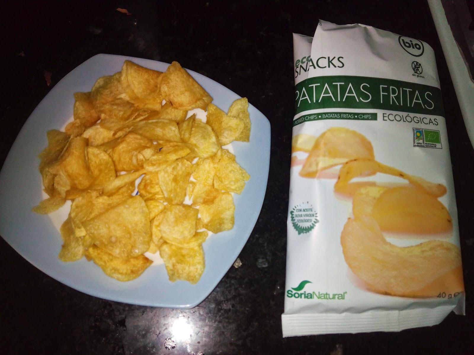 Patatas fritas Soria Natural