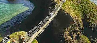 5 Jembatan Paling Berbahaya Untuk Dilewati
