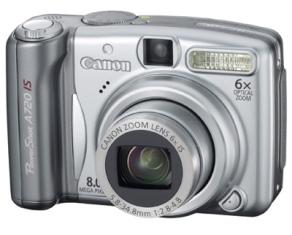 gadget tahun 90-an Canon powershot