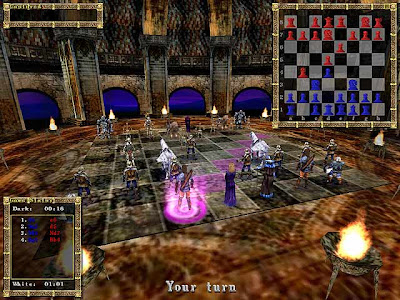War Chess 3D Full Serial