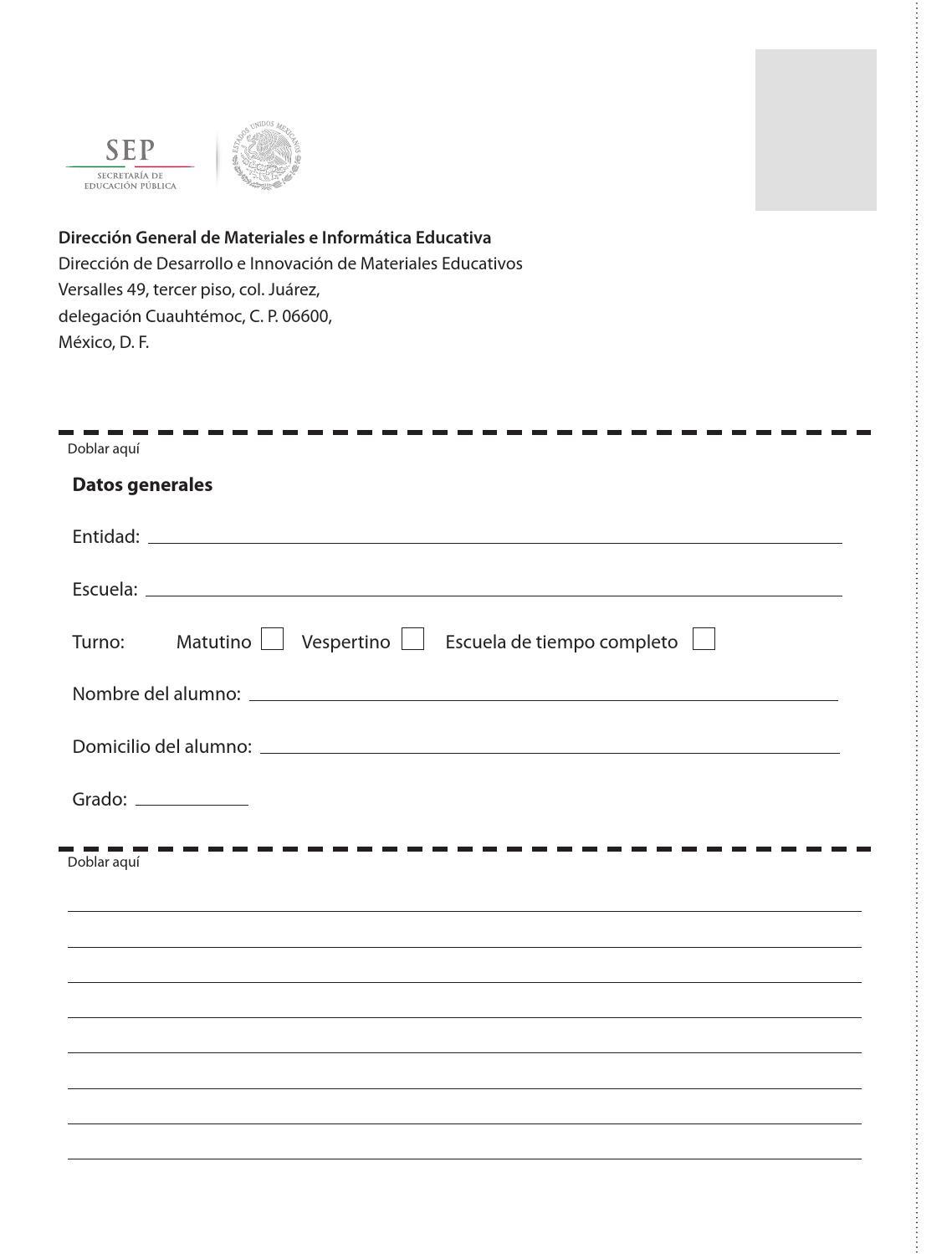 Créditos iconográficos - Eduación Artística 3ro Bloque 5 2014-2015