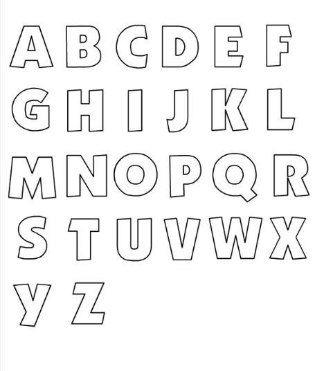 Lettere Cinesi Alfabeto: Quelle Piccole Pesti: Come Fare Le Lettere Dell'alfabeto