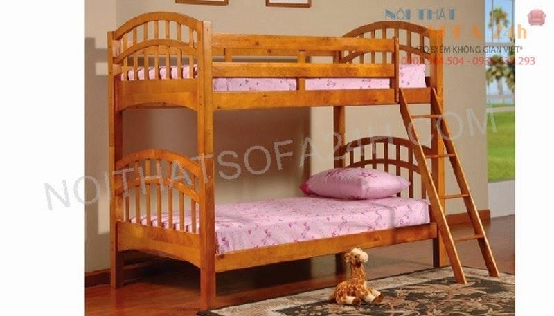 Giường tầng GT012