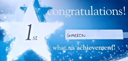 Slimming world 1 stone award
