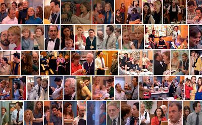 Fotogramas de la serie de Telecinco Periodistas