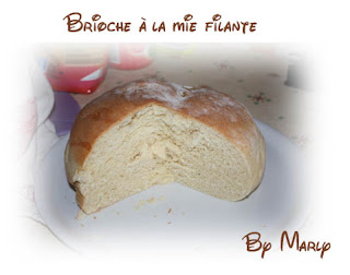 recettes dessert  Brioche traditionnelle au beurre