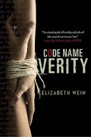 Review Code Name Verity by Elizabeth Wein