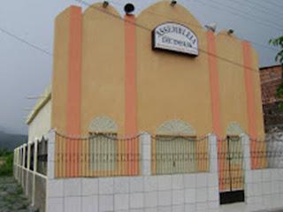 IGREJA ASSEMBLEIA DE DEUS-TEMPLO CENTAL DE AROEIRAS