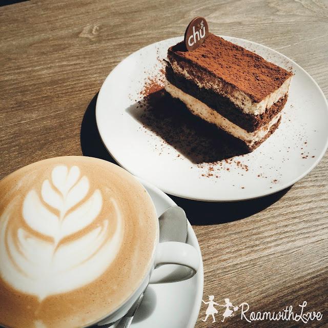 Review,รีวิว,Chu,Chocolate,bar,cafe,brunch,Tiramisu