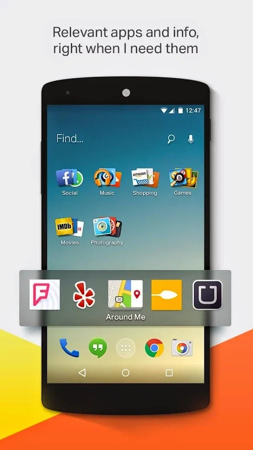 EverythingMe Launcher v3.1274.9016