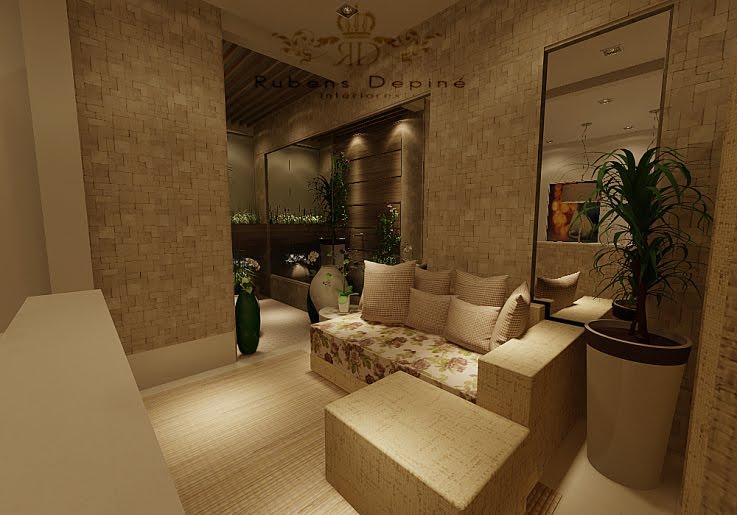 Sala De Estar E Tv No Mesmo Ambiente ~ Belissimo projetos de Rubens Davi Depiné de Catanduvas Floripa