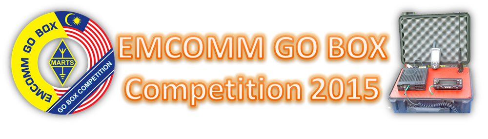 EMCOMM GO-BOX COMPETITION