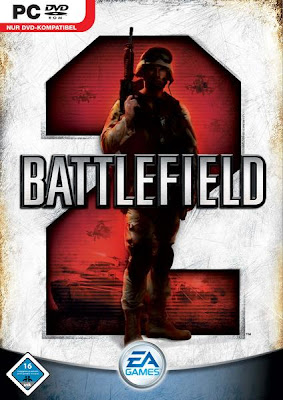 Battlefield 2 PC Cover
