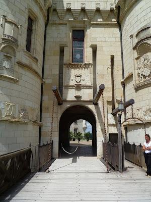 Castillo Chaumont-sur-Loire