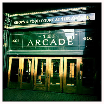 The Arcade located in Cleveland, OH