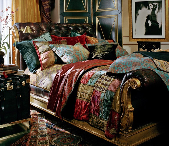 Back To My Favorite, Classic Ralph Lauren Home Looks, Full Of Traditional  Mixed With Unconventional, Bohemia, And Luxury ... La Boheme: