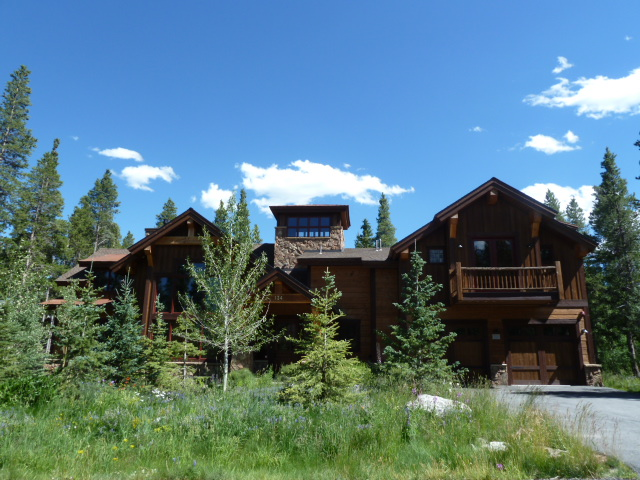 Christie heights luxury homes for sale in breckenridge for Cabins for sale near breckenridge co