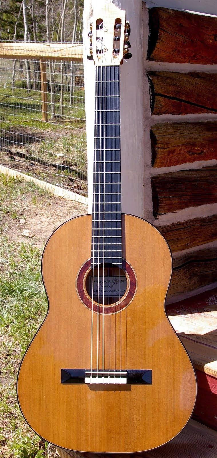 Sold: 1968 Hernandez y Aguado Model Guitar
