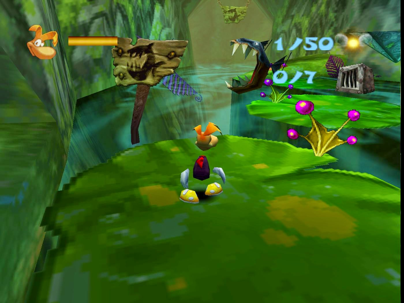 Rayman 2 The Great Escape Game Download Free Full Version ...