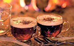 Hot wine recipe