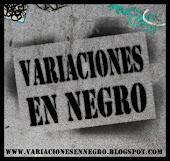 Variaciones en negro