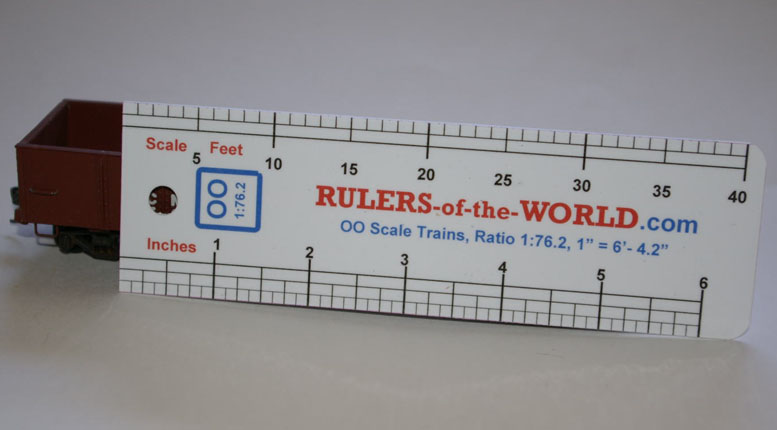how to read a scale ruler 1 50