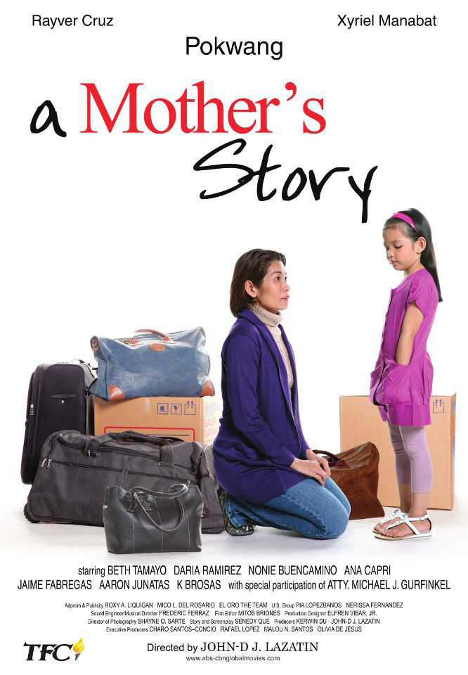 watch A Mother's Story pinoy movie online streaming best pinoy horror movies