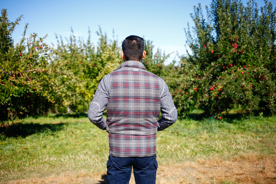 Levitate Style, Apple Picking, Fall Layering, Weekend Casual, Grayers