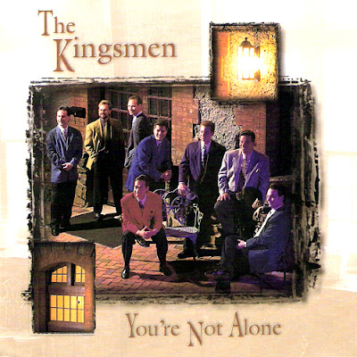 The Kingsmen Quartet-You're Not Alone-