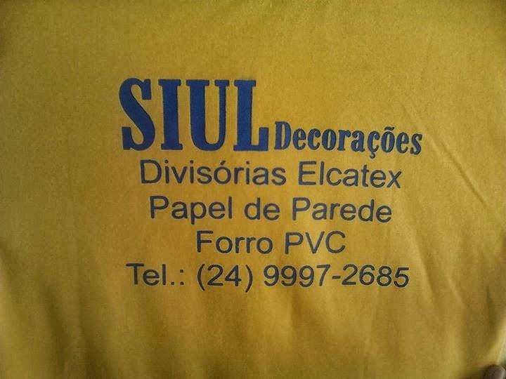 SIUL DECORAÇÕES  EM PORTO REAL   LIGUE   24-99972685