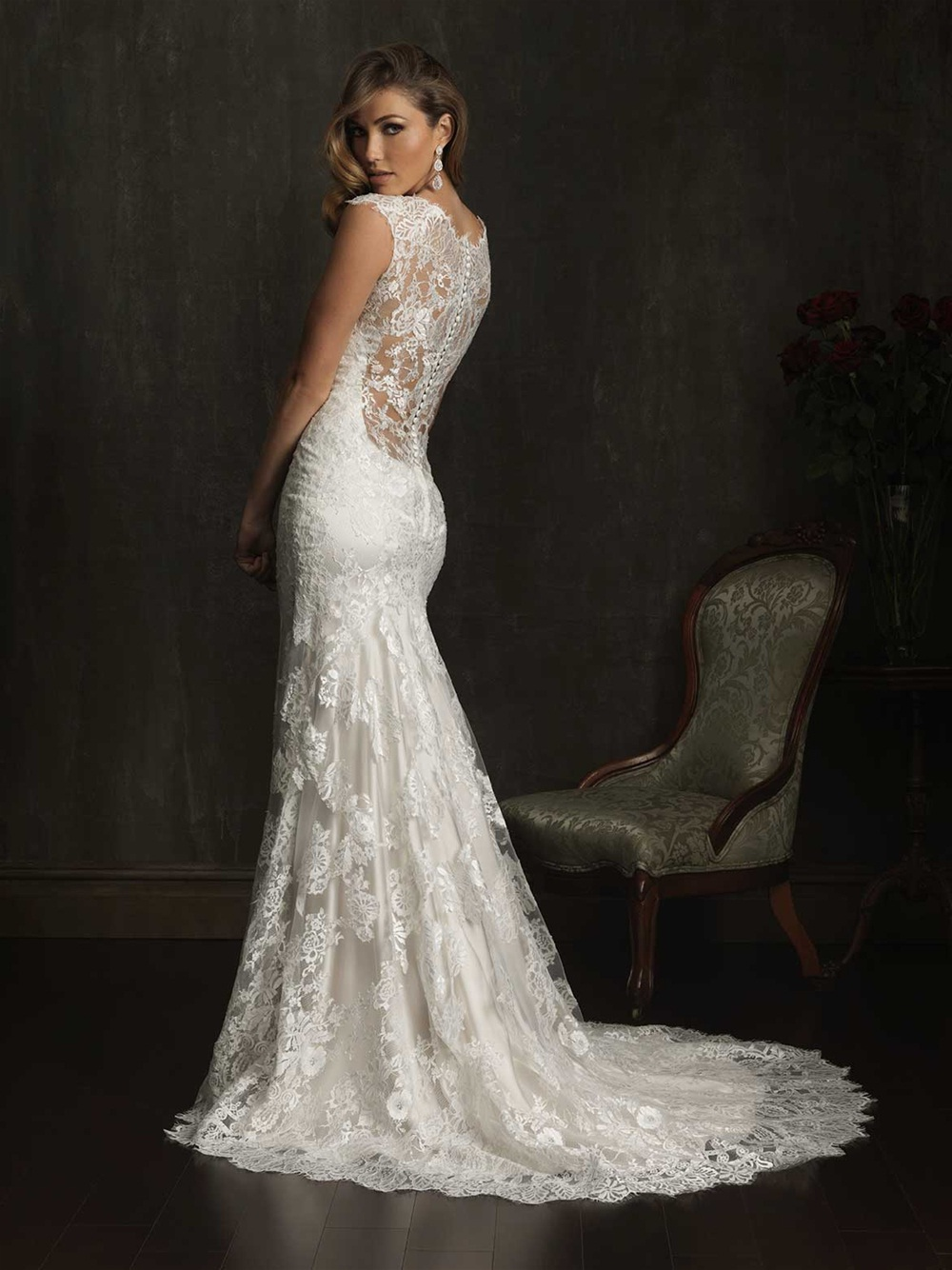 Allure bridals 2014 spring collection for Cheap allure wedding dresses