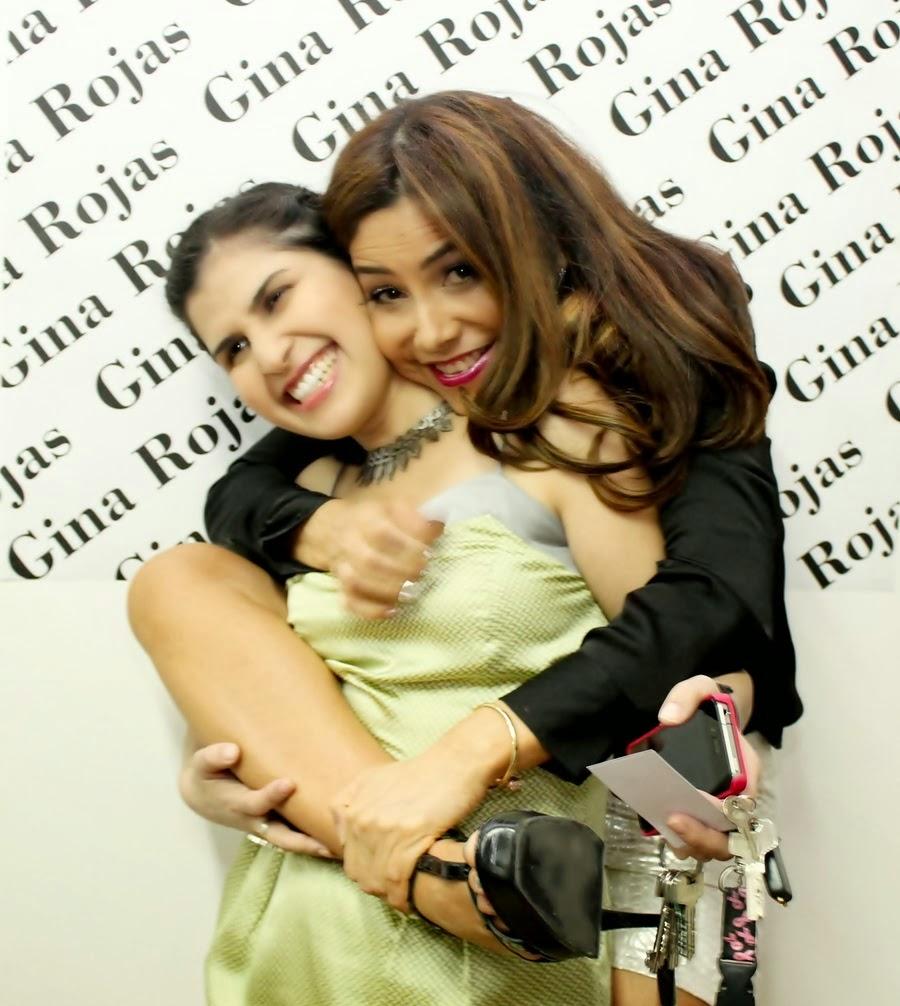 Gina Rojas dia del amor