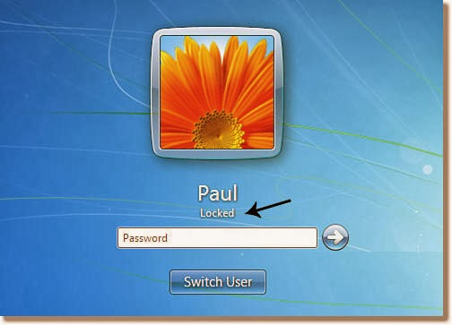 забравена парола за Windows 7
