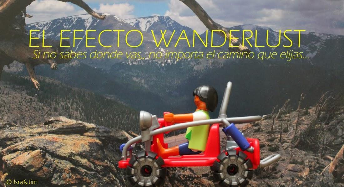 El efecto wanderlust