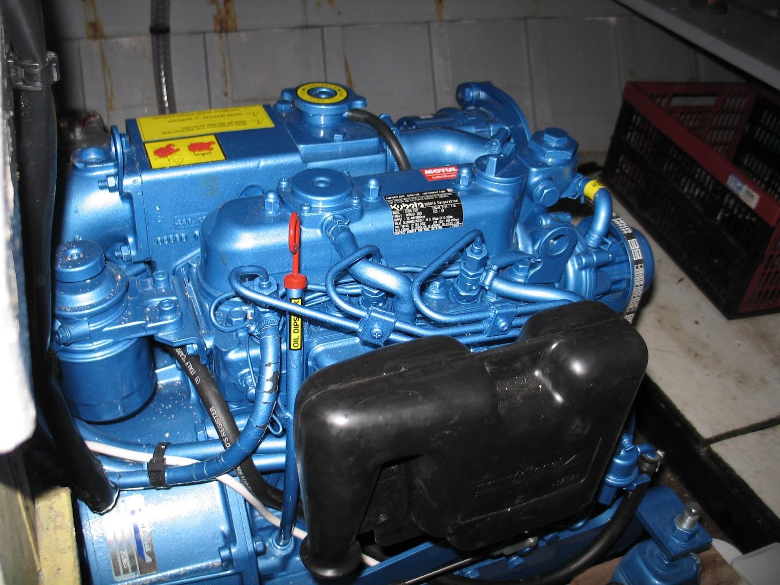 a vendre   moteur nanni diesel   u00e9tat neuf