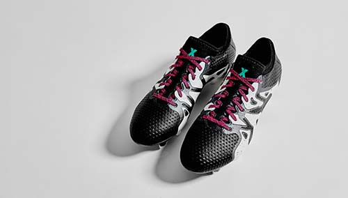 Adidas X 15+ Primeknit Core Black edition