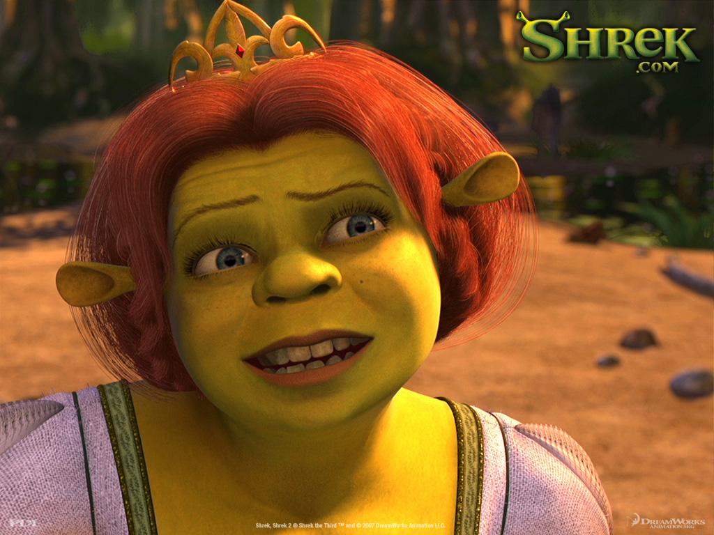 fiona shrekShrek 3 Fiona