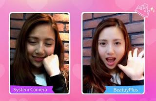 Aplikasi Fotografi 4 - BeautyPlus
