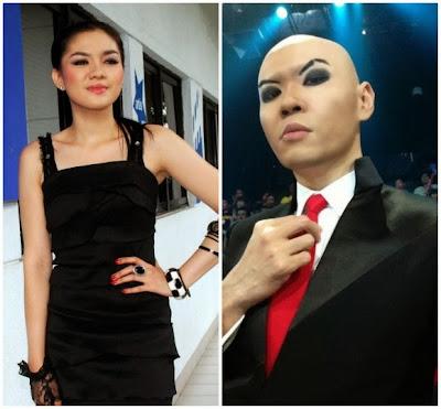 Video Sulap Deddy Corbuzier Cium Vicky Shu