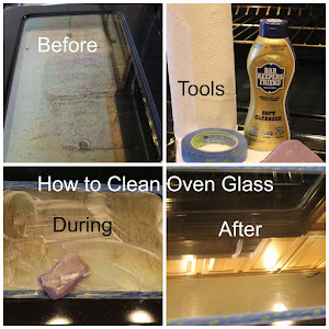 The Easier Way To Clean Your Oven Glass