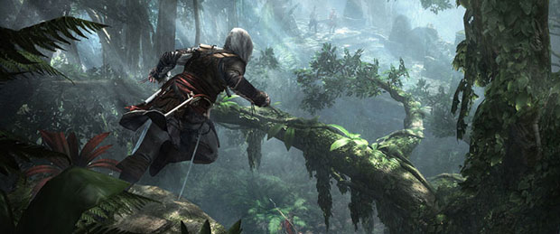 Assassins Creed 4 Stealth Trailer