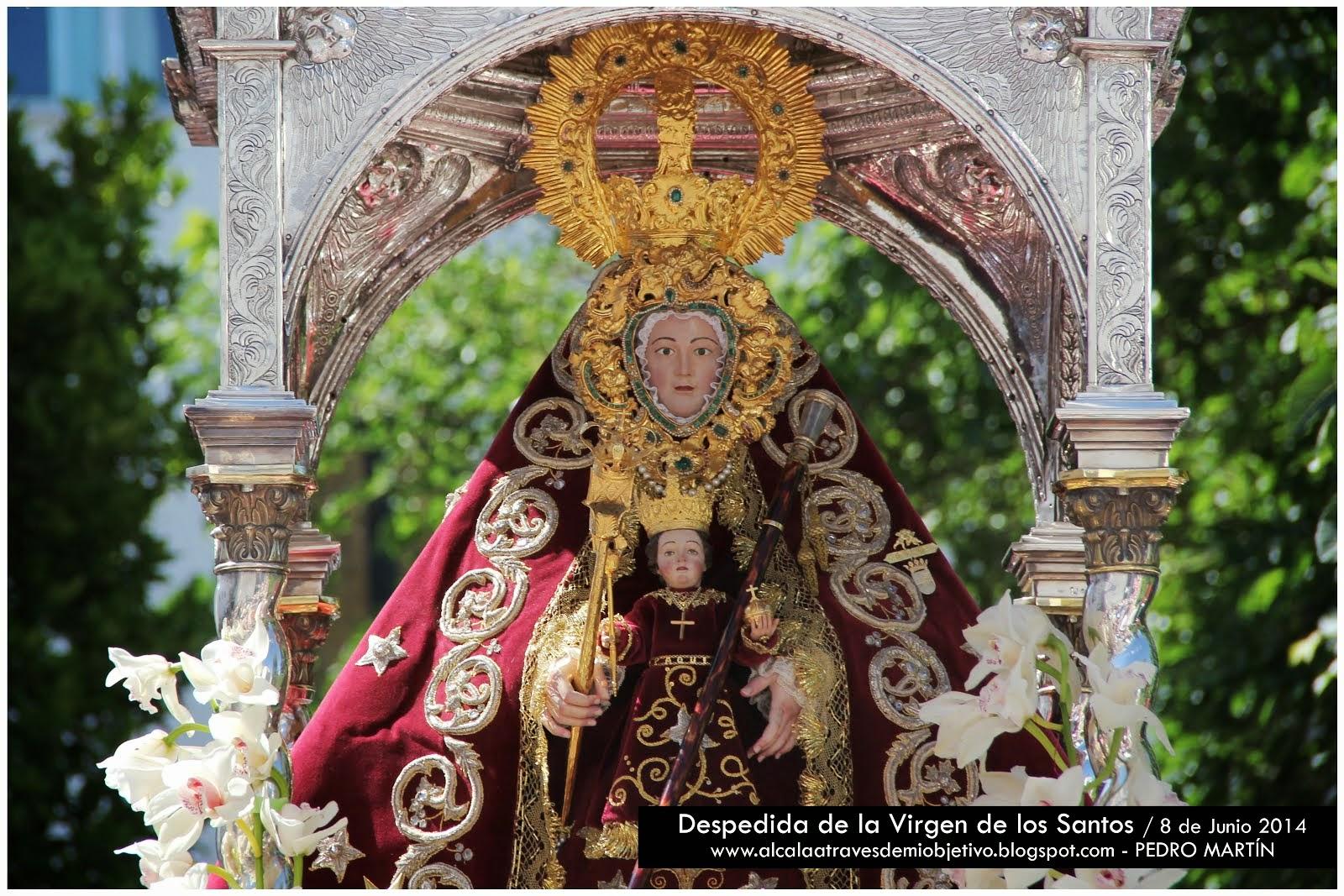 MARÍA DE LOS SANTOS, PATRONA DE ALCALÁ DE LOS GAZULES