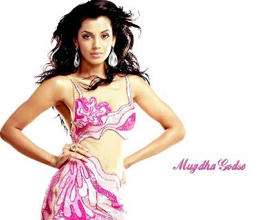 Mugdha Godse hot photo