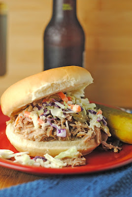 Juanita's Cocina: Pulled Pickled Pork