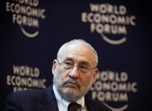 Joseph E Stiglitz, Premio Nobel de Economía 2004