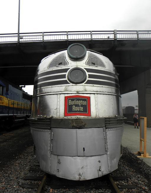 Che Genetic Locomotoras Del Carajo Emd E5 Diesel