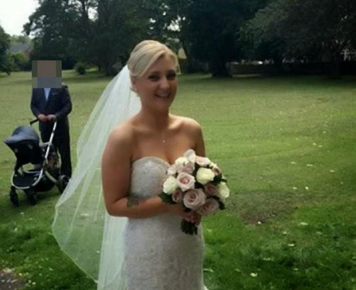 Pengantin Dibelasah Suami Kerana Tak Dapat Tanggal Gaun Kahwin